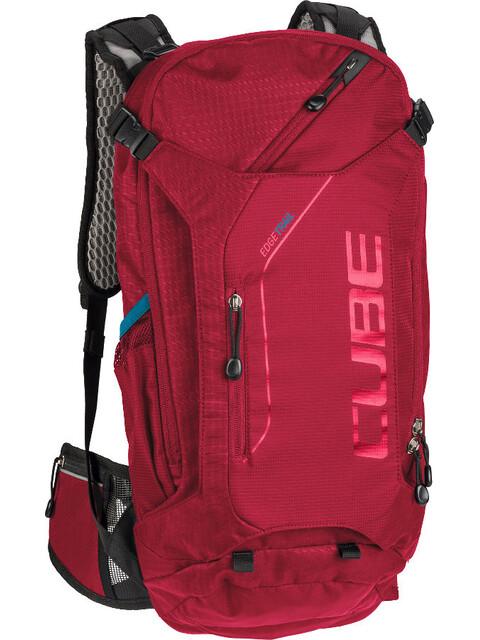 Cube Edge Trail Rucksack 16l red
